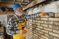 our services include chimney repair, fireplace brick repair, mailbox brick repair and other such masonry repairs.