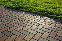 brick crack repair and mortar joint repair for you when your driveway starts to show damage